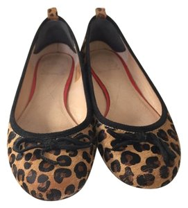 Jeffrey Campbell Animal Hair Ballet Cheetah print Flats
