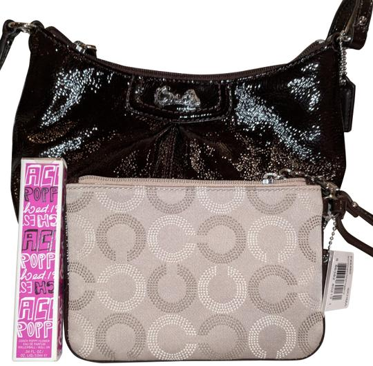 Preload https://item3.tradesy.com/images/coach-wristlet-and-perfume-and-mahogany-patent-leather-shoulder-bag-176007-0-6.jpg?width=440&height=440