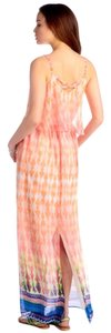 Peach Maxi Dress by As U Wish