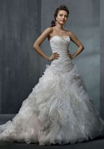 Alfred Angelo 2311c Wedding Dress