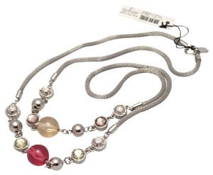 Marc by Marc Jacobs Marc By Marc Jacobs Paste & Prints Long Station Necklace