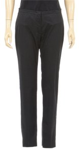 Jil Sander Straight Pants Black