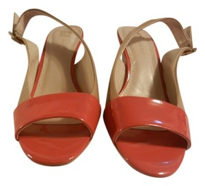 Anne Klein beige,orange Sandals