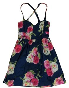 Abercrombie & Fitch short dress Floral on Tradesy