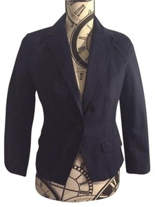 American Eagle Outfitters Ae Preppy navy blue Blazer