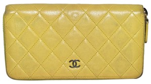 Chanel Chanel Paris Yellow 7.75