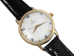 Omega 1948 Omega Classic Vintage Mens Mid Century Automatic Watch - 14K Gold Filled