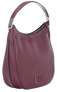 Marc by Marc Jacobs Cowhide Leather Hobo Bag