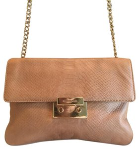 MICHAEL Michael Kors Tan Clutch