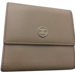 Chanel Chanel Trifold Wallet