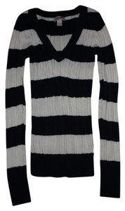 Arizona Fitted Longsleeve Striped Sweater