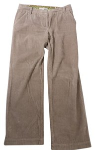 Boden Corduroy Unlined Wide Leg Pants BEIGE