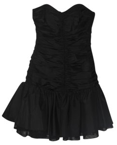 Betsey Johnson Brand New With Tags Strapless Micro-mini Top Evening Dress