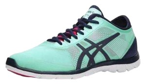 Asics Blue Athletic