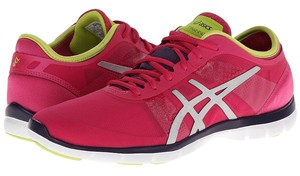 Asics Pink Athletic