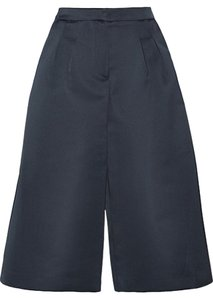 MSGM Capri/Cropped Pants Navy Blue