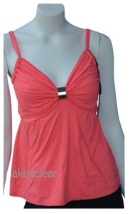Coco Reef NEW COCO REEF tankini swim top w underwire bra 36 DD E Large