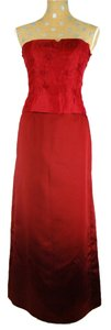 Nicole Miller Maxi Skirt Corset Skirt Dress