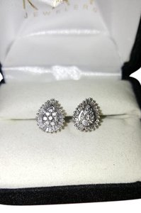 Other One carat diamond earrings