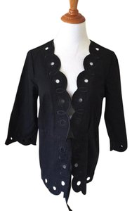 Bob Mackie Black Jacket