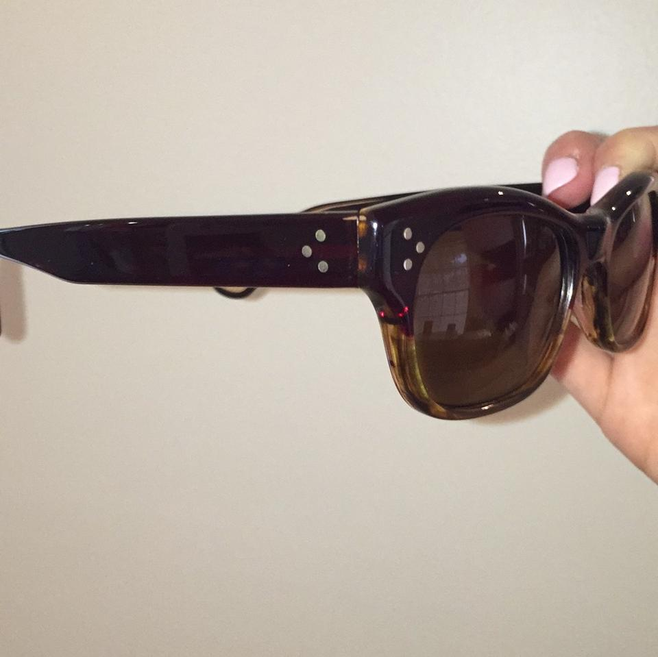 0fc75c5fcc Oliver Peoples Tortoise Shell Artie Sunglasses - Tradesy