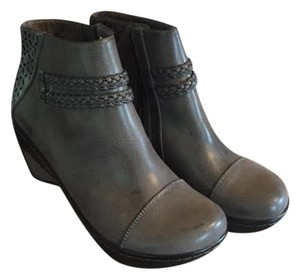 JBU by Jambu Bootie Comfortable Ankle Charcoal Boots