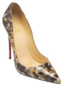 Christian Louboutin So Kate 120 Mouchette Multicolor Pumps