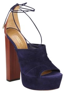 Aquazzura Night Out Date Night Navy Pumps