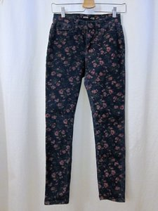 BDG Skinny Floral High Waist Urband Outfitters Skinny Jeans