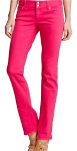 Lilly Pulitzer Bright Classic Straight Leg Jeans