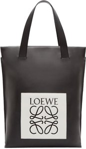 Loewe Tote in Black and White