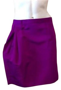 Jason Wu Mini Skirt Purple