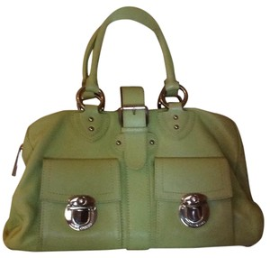 Marc Jacobs Satchel in Pale Green