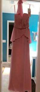 Mori Lee Rose Petal (soft Pink) Dress