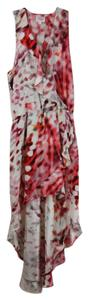 Parker Silk Hilo Floral Dress