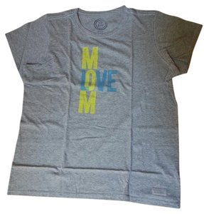 Life is Good Love Mom Nwt T Shirt Heather Grey