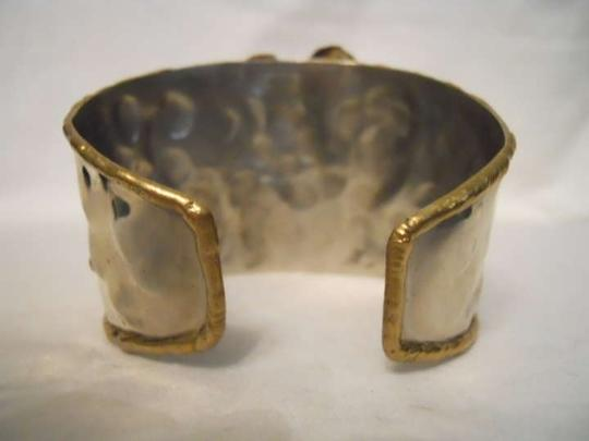 unknown Hand crafted cuff bracelet