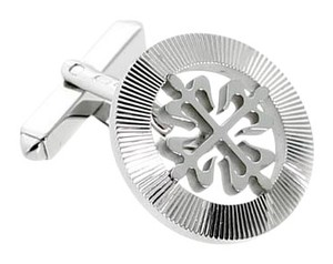 Patek Philippe Patek Philippe White Gold Cufflinks