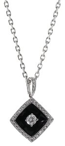 Chanel Chanel Enamel, Diamond White Gold Necklace