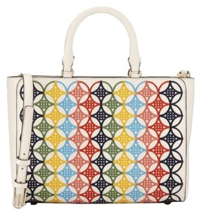 Tory Burch Satchel in Multicolo