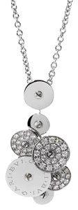 BVLGARI Bulgari Cicladi Diamond White Gold Necklace