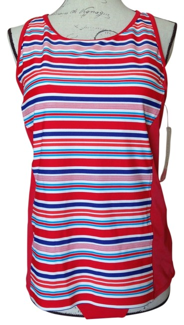 Preload https://item1.tradesy.com/images/tropical-escape-red-tankini-size-12-l-1761425-0-0.jpg?width=400&height=650
