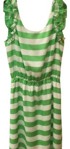 Lilly Pulitzer short dress Green/White on Tradesy