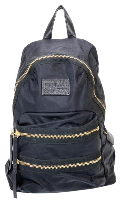 Item - Dom Ariagato Packrat M202-15 B435 Black Nylon Backpack