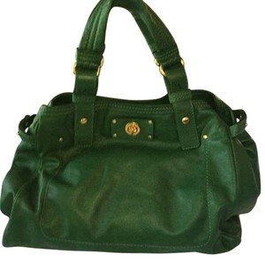 Marc by Marc Jacobs Satchel in Spinach