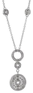 BVLGARI Bulgari Astrale Diamond White Gold Necklace