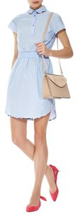 Carven short dress blue Summer Short on Tradesy