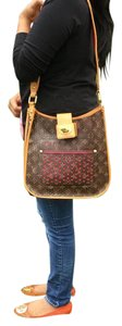 Louis Vuitton Perforated Musette Perforated Cross Body Bag