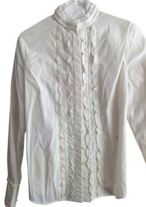 Elie Tahari Top White