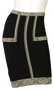 Herv Leger Bandage Pencil Skirt
